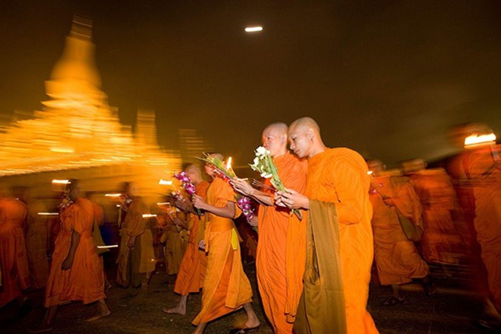 El festival Boun That Luang