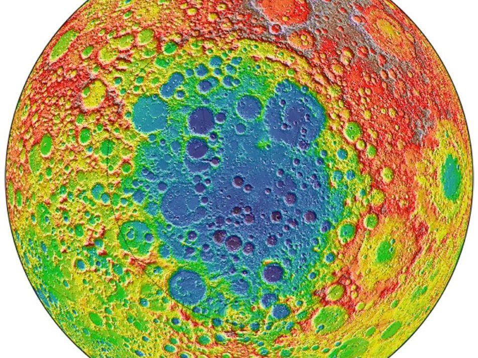 Este róver chino ha hallado rocas que podrían proceder de las profundidades de la luna