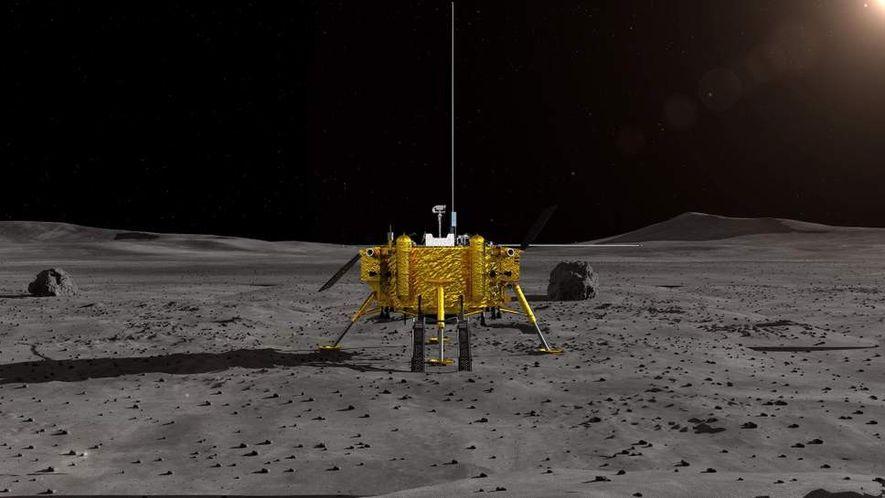 China ha aterrizado en la cara oculta de la Luna: ¿qué hará allí?