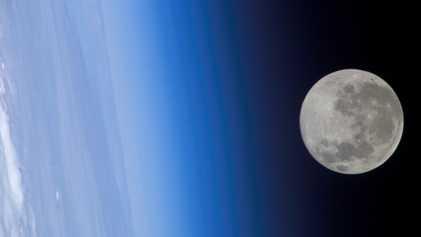 La luna es eléctrica, sobre todo cuando está llena