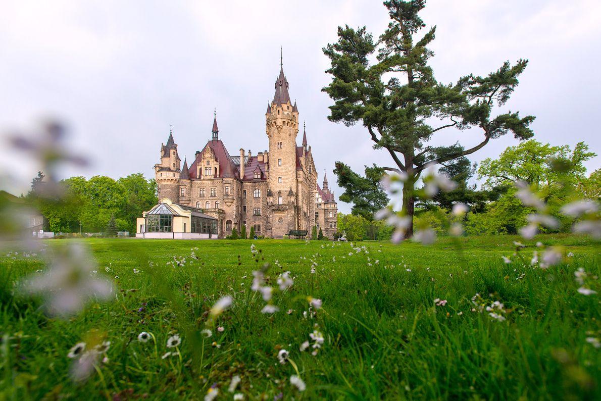 Castillo de la familia Tiele-Winckler