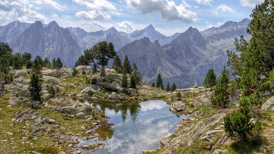 Emprende una aventura por la naturaleza en el único parque nacional de Cataluña