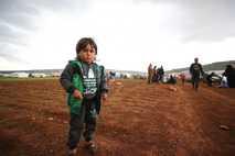 La ofensiva militar llevada a cabo por el Gobierno de Siria ha llevado al desplazamiento de ...