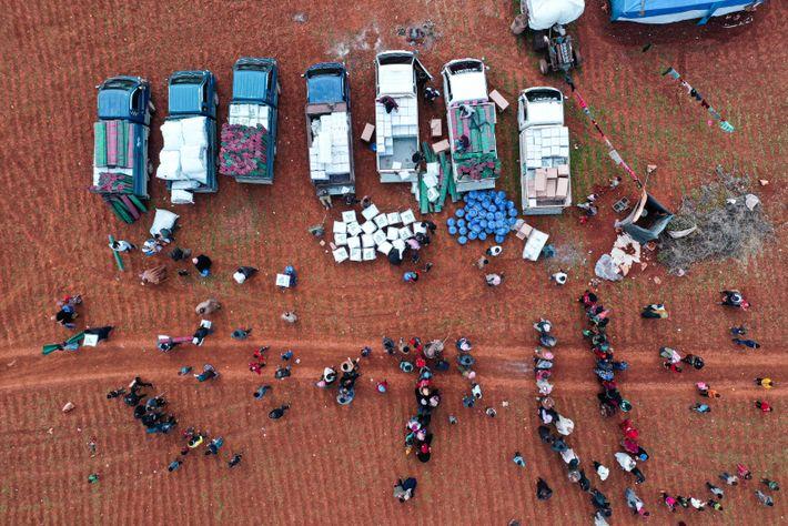 Coronavirus campos de refugiados 04