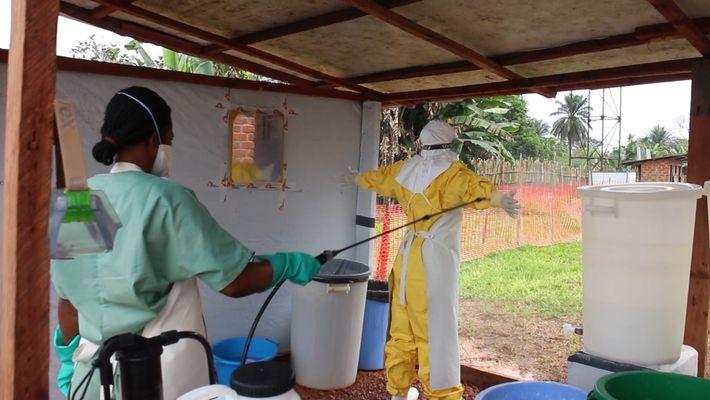 Brote ebola