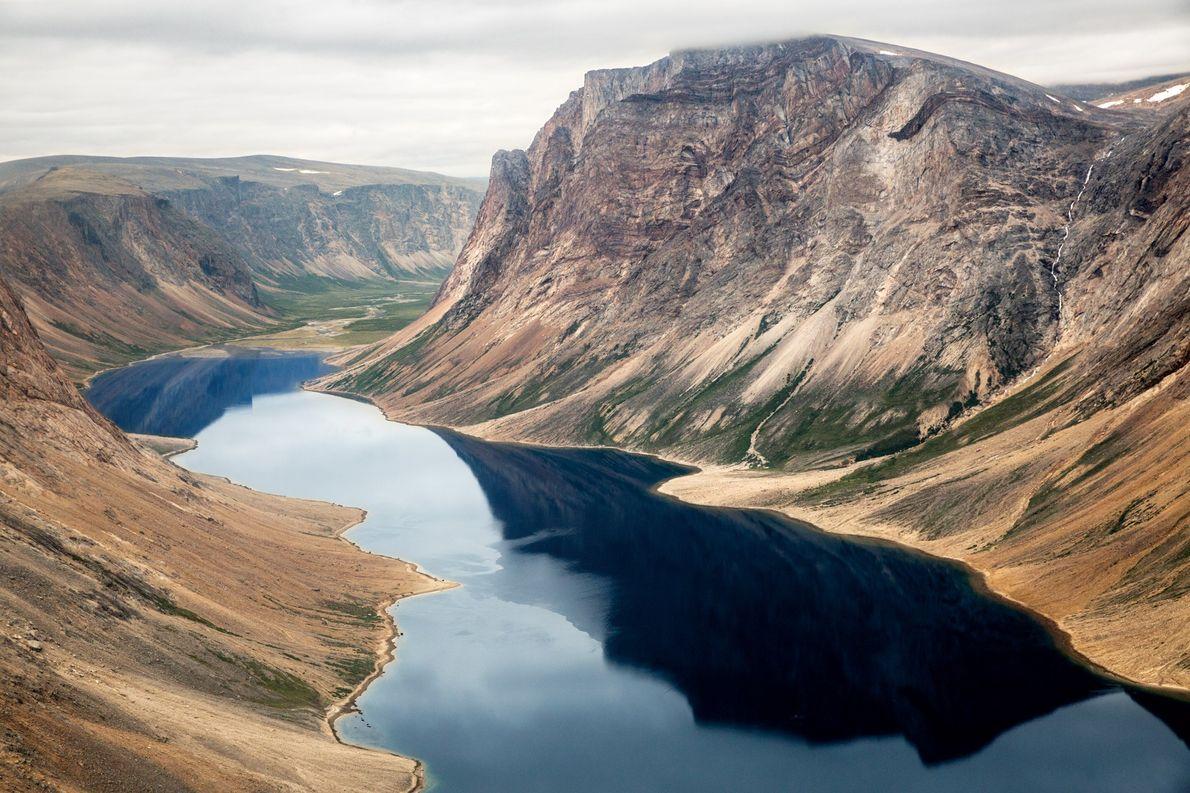 Haz una escapada al «lugar de los espíritus» de Canadá