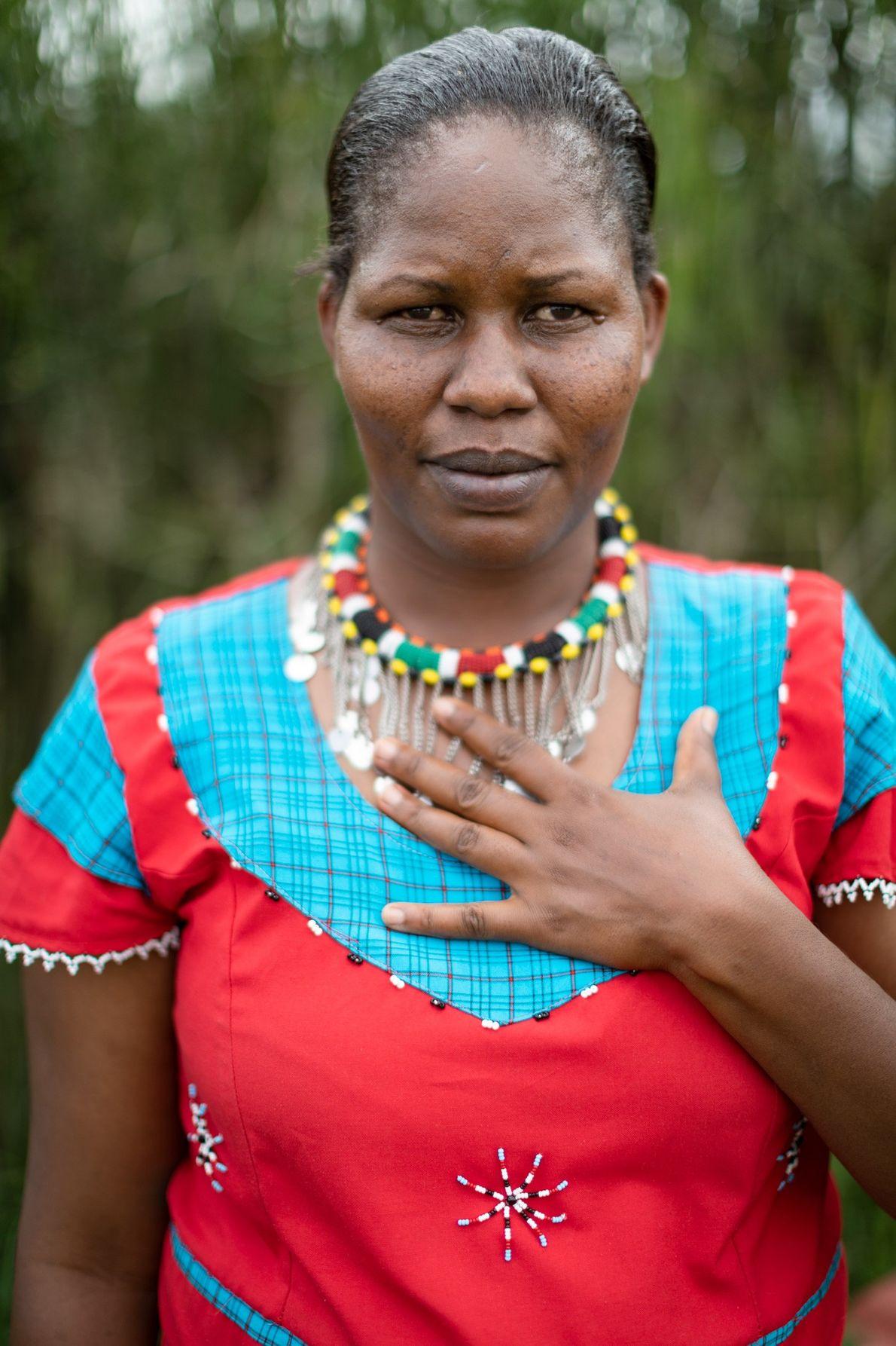 Jemimah Saiorwua