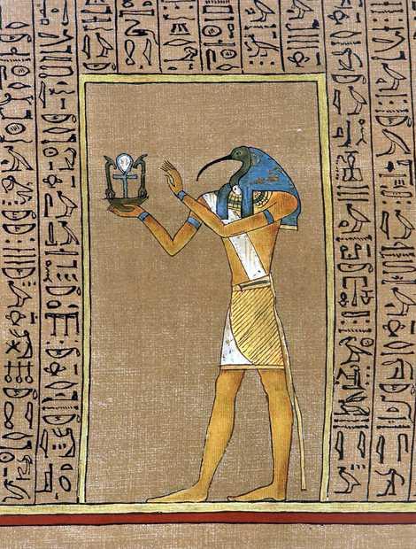 Dios egipcio Tot