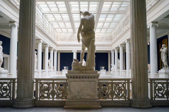 Fotografía del Museo de Arte Carnegie
