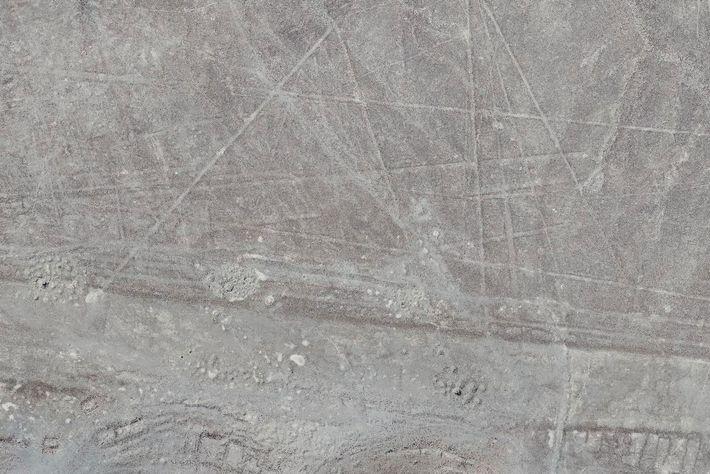 La nueva línea de Nazca
