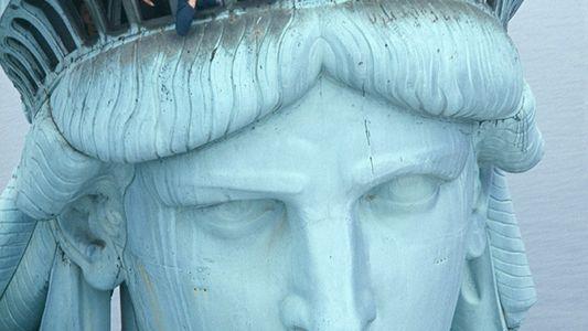 Fotografías históricas de la construcción de la Estatua de la Libertad