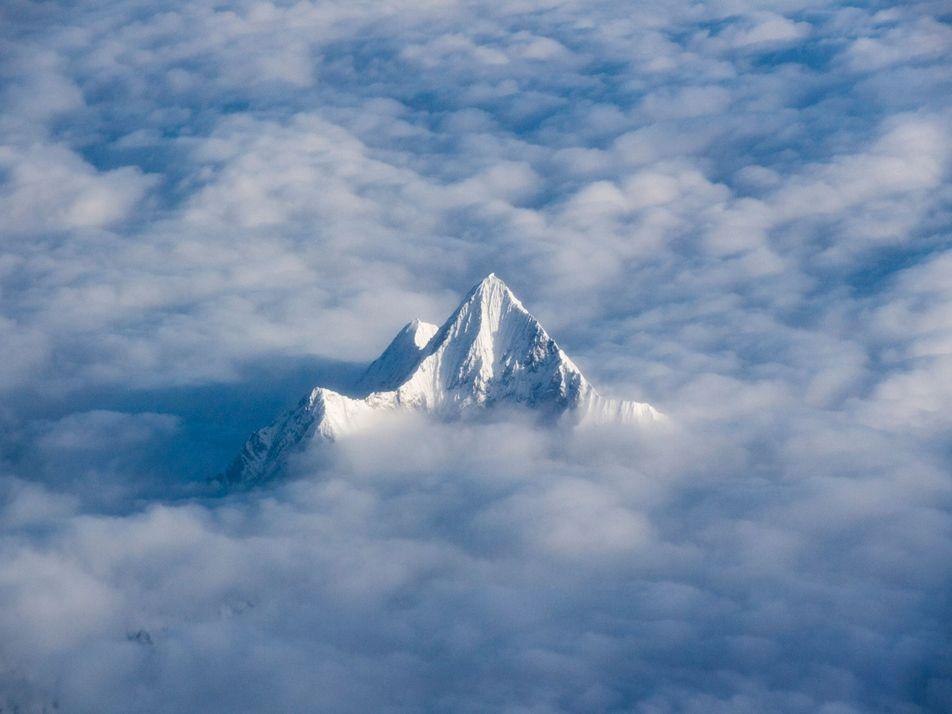 El Himalaya «respira»: las montañas crecen y menguan por ciclos