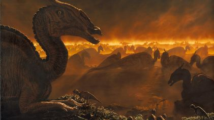 ¿Qué mató a los dinosaurios? Nuevas pruebas avivan el debate sobre el papel de los volcanes