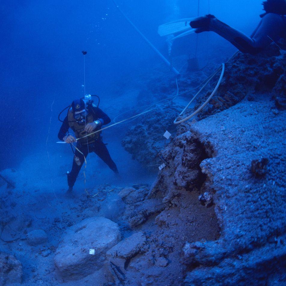 Tesoros perdidos en el Mediterráneo, la cuna de la arqueología subacuática