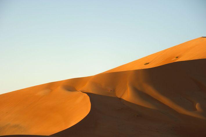 El desierto de Rub al-Jali
