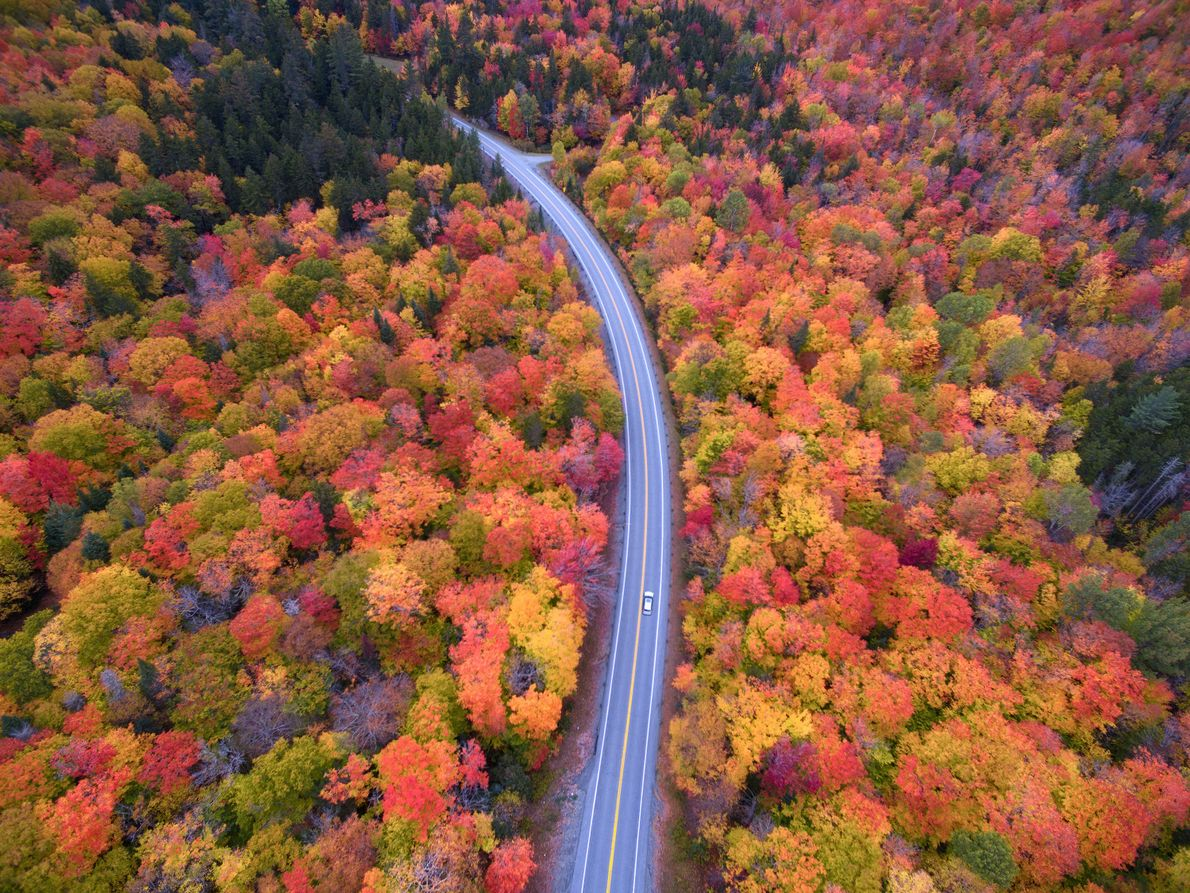 Dixville Notch, New Hampshire