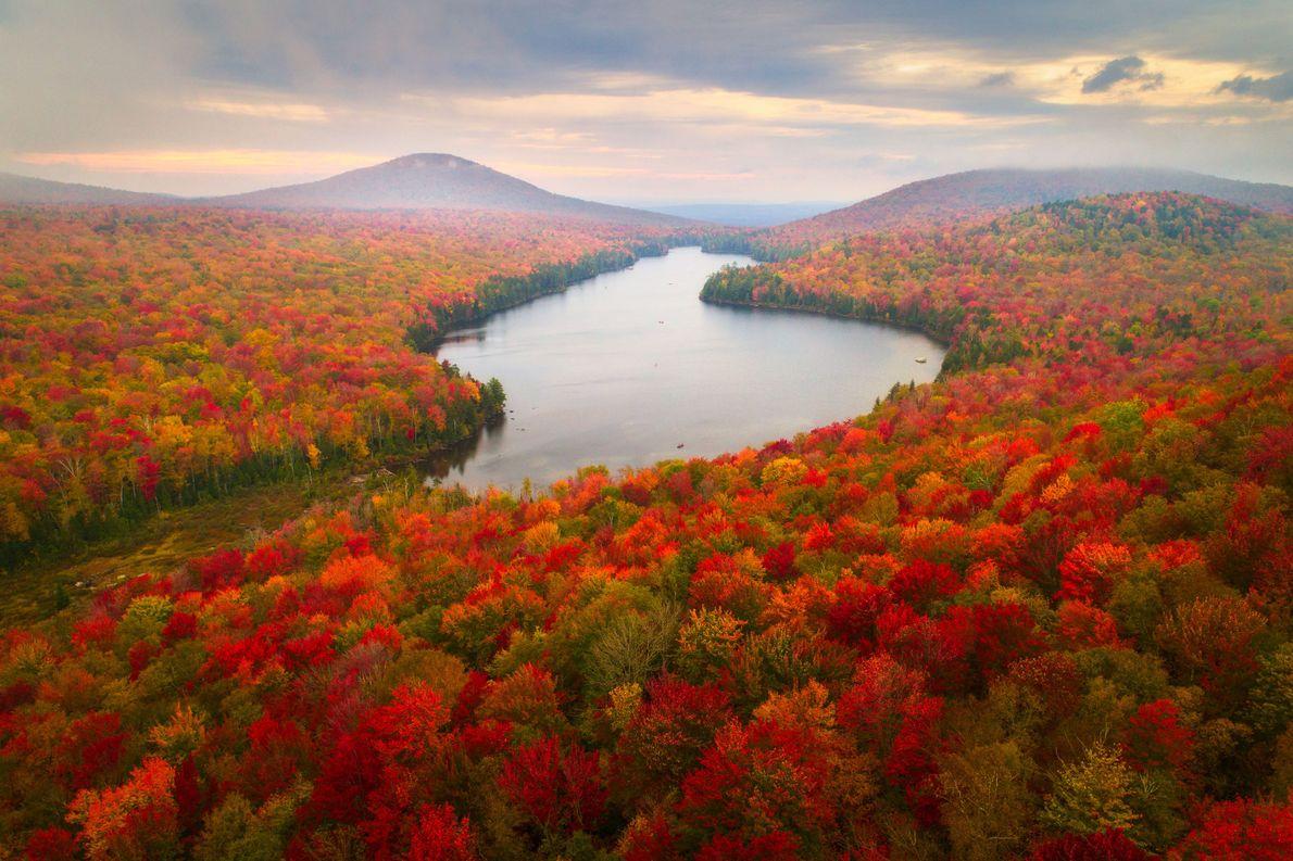 Kettle Pond, Vermont