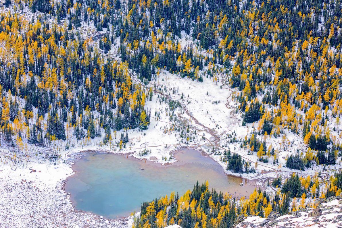 Parque nacional Yoho, Canadá
