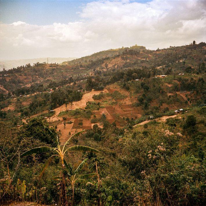 Un oficio artesanal en Etiopía