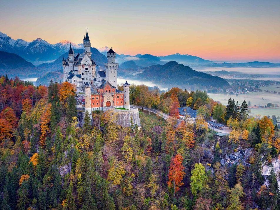 Los 10 castillos más Increíbles de Europa