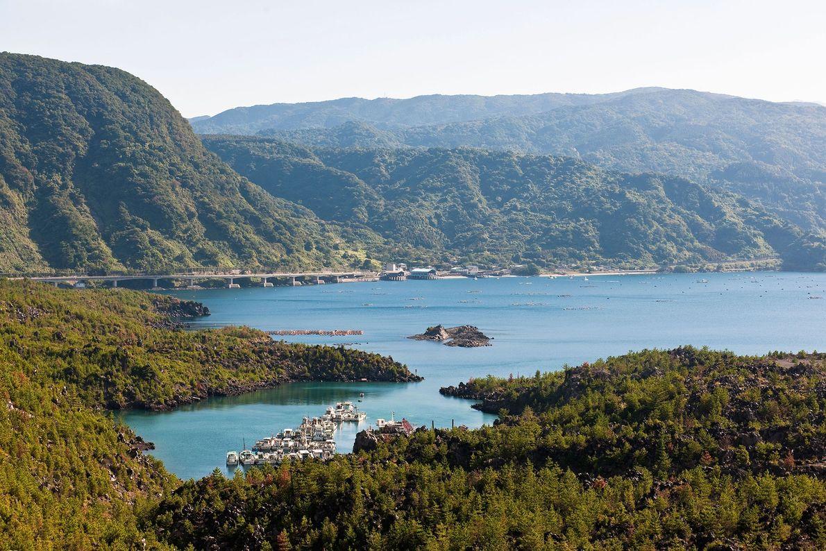 Sitios de los cristianos ocultos en la región de Nagasaki