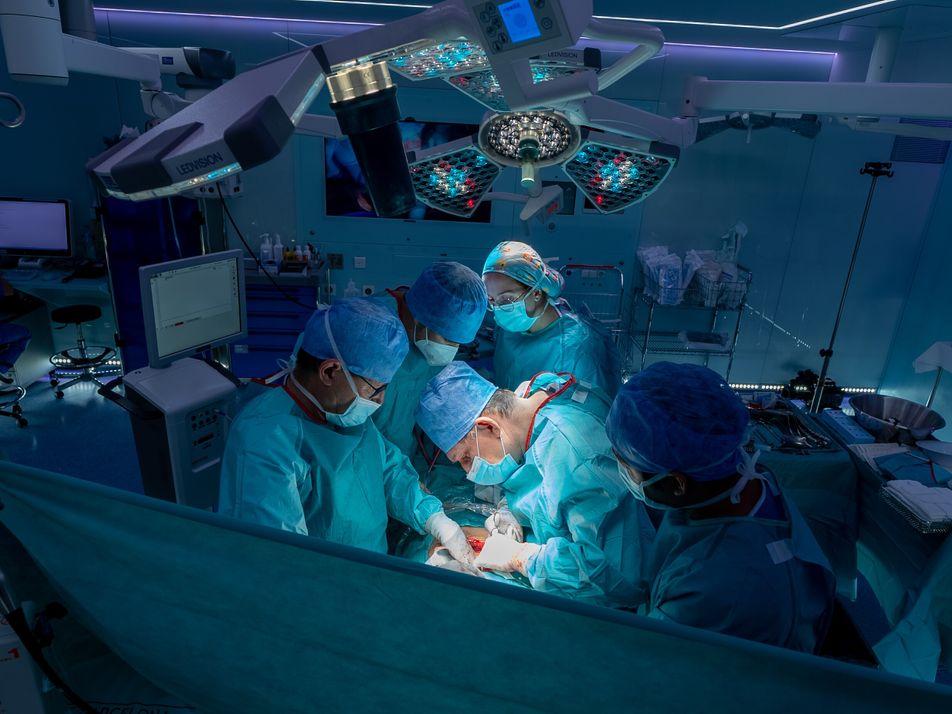 España, líder mundial en trasplante de órganos durante 28 años