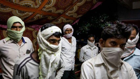 Así ha afectado la segunda ola de la pandemia a las zonas rurales de la India