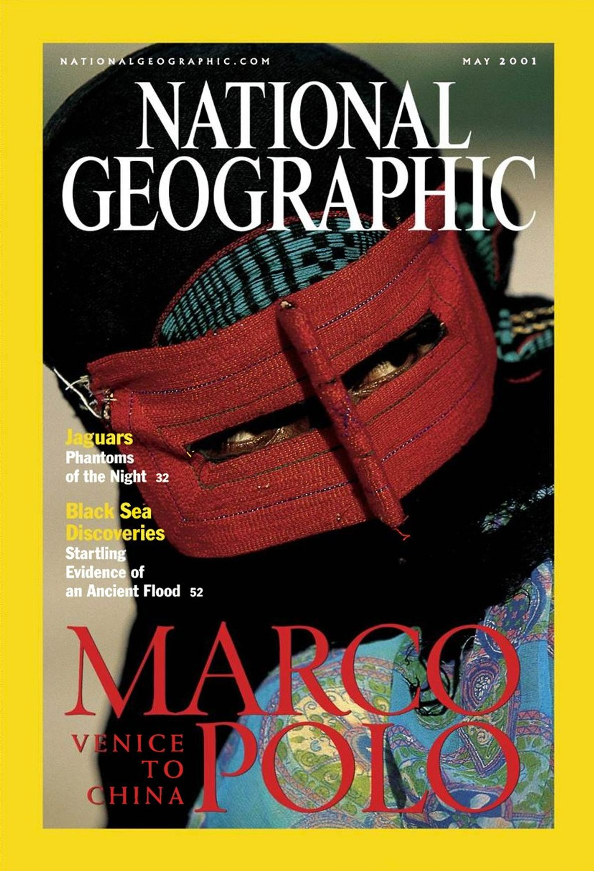 Mayo 2001