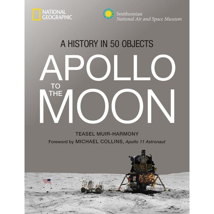 """Apollo to the Moon"", de Teasel Muir-Harmony."