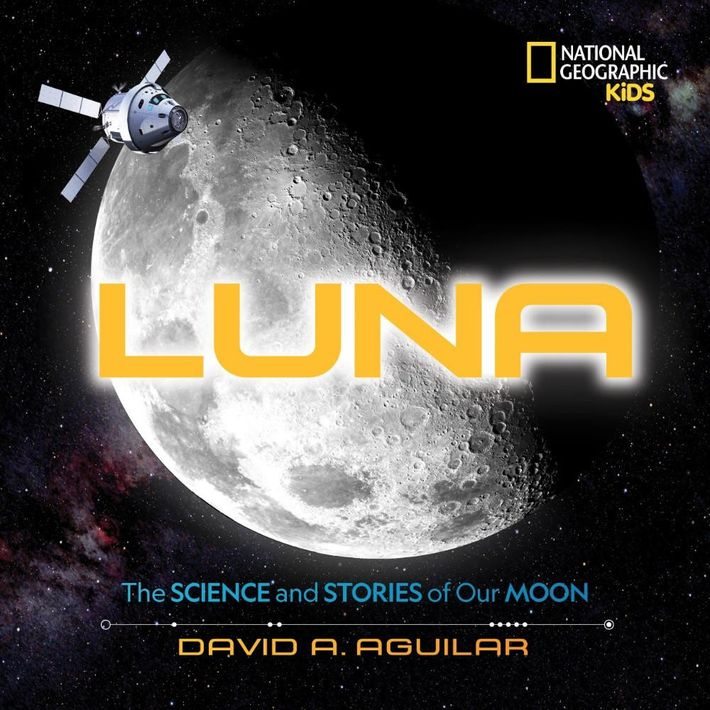Luna: The Science and Stories of Our Moon