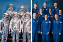 Grupos de astronautas de la NASA
