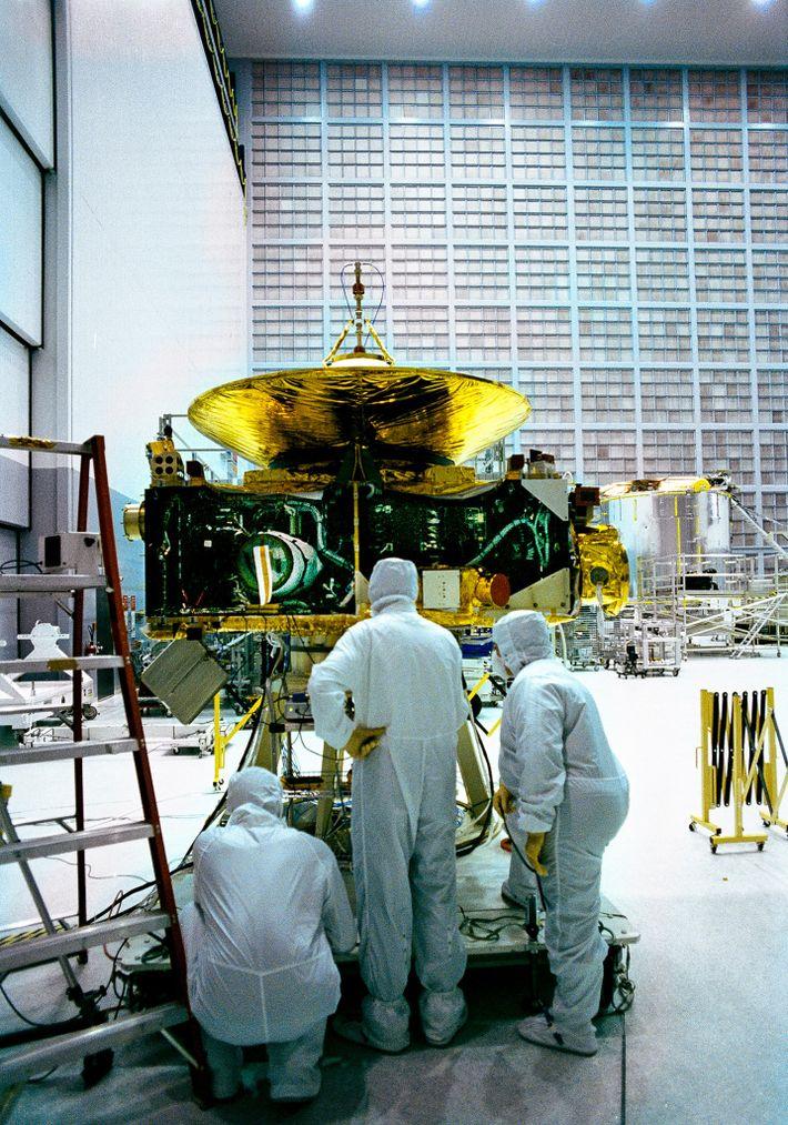 Centro de vuelo espacial Goddard