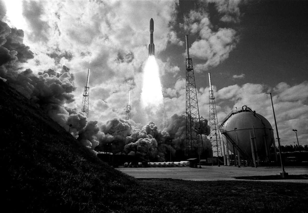 Cohete Atlas V