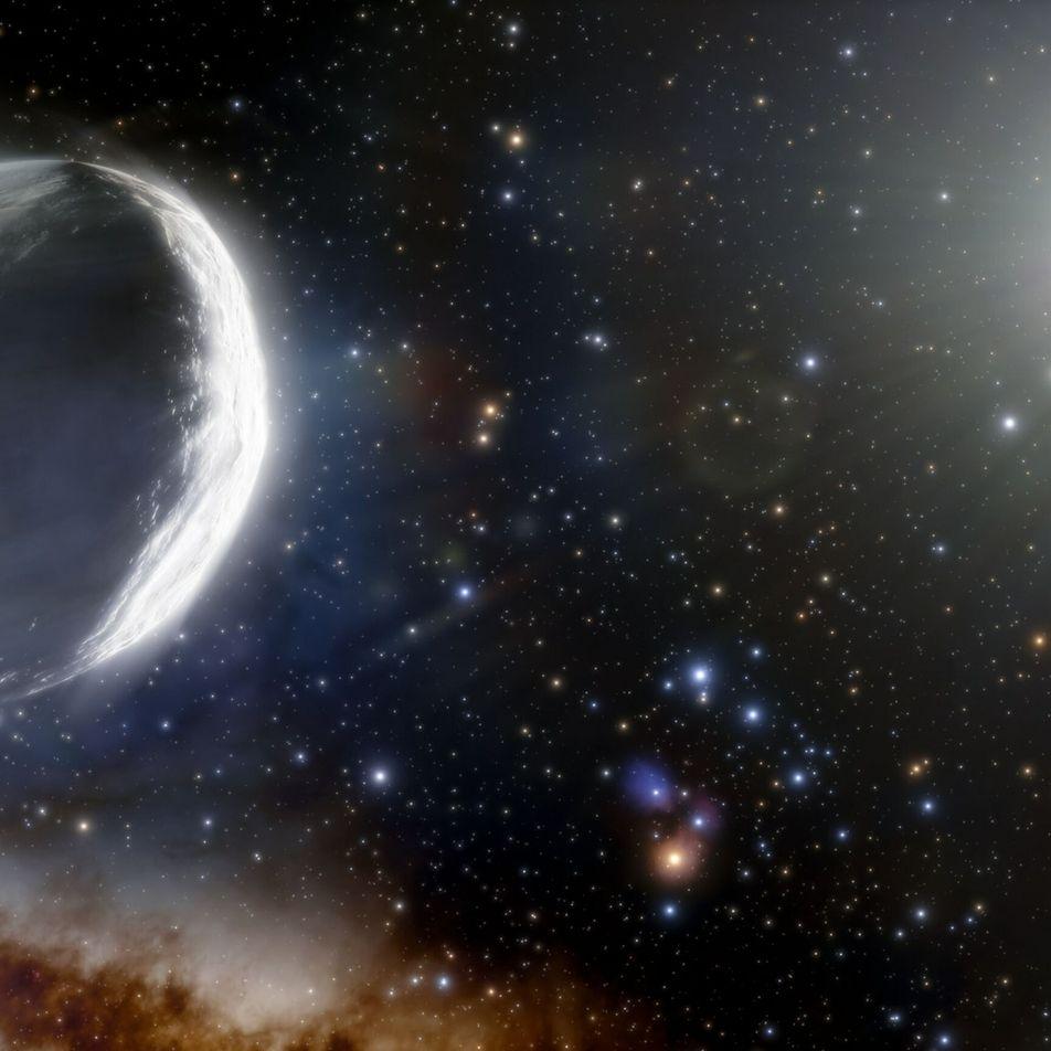 Uno de los cometas más grandes jamás vistos se acerca a la Tierra