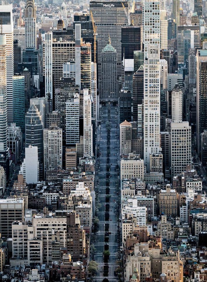 Park Avenue, Nueva York