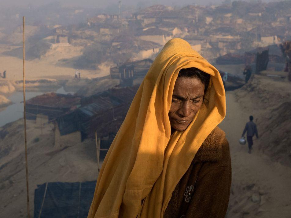 Sin hogar y sin esperanzas: así es la crisis de refugiados rohinyá
