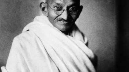 Así cambió Mahatma Gandhi las protestas políticas