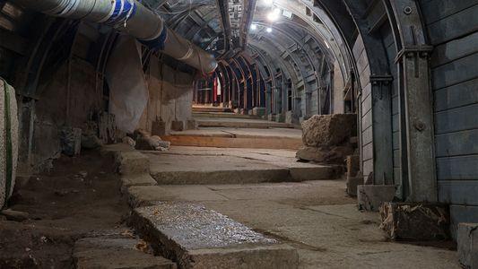 Descubren en Jerusalén una vía construida por Poncio Pilato