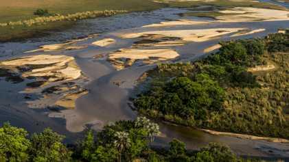 Comienzan los sondeos exploratorios de gas y petróleo en la región del Okavango de Namibia
