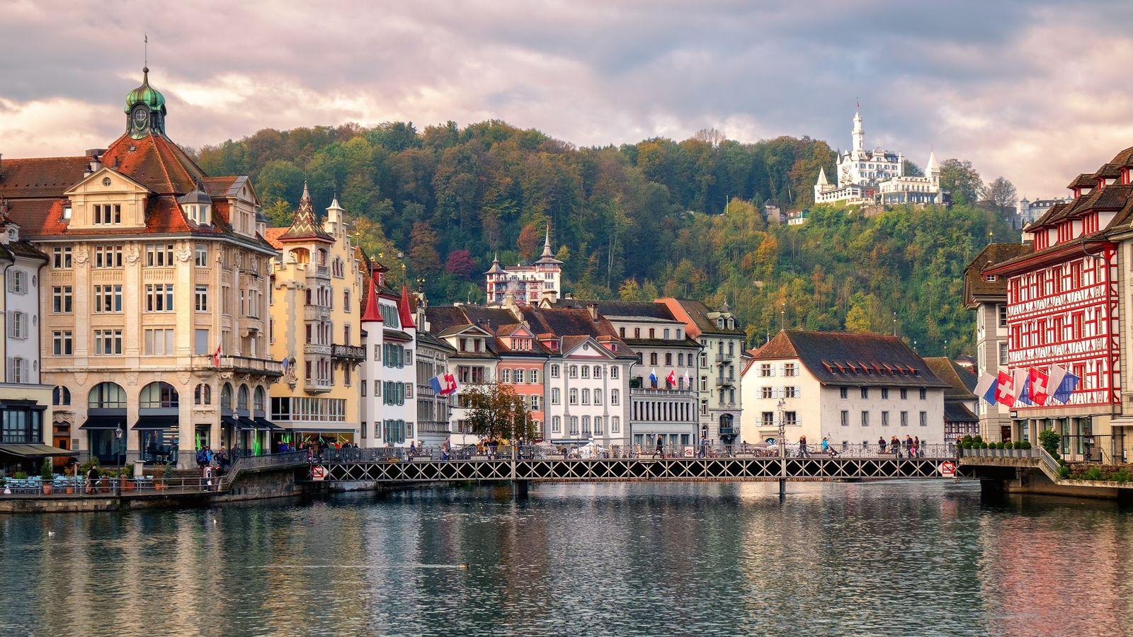 Ciudad Vieja de Lucerna