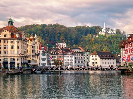 Visita la histórica Lucerna en 72 horas
