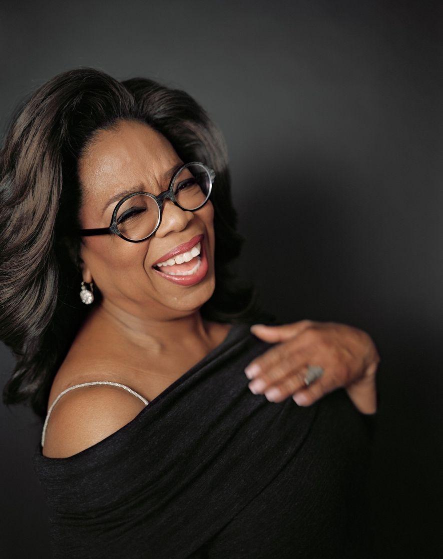 Oprah Winfrey, magnate mediática galardonada