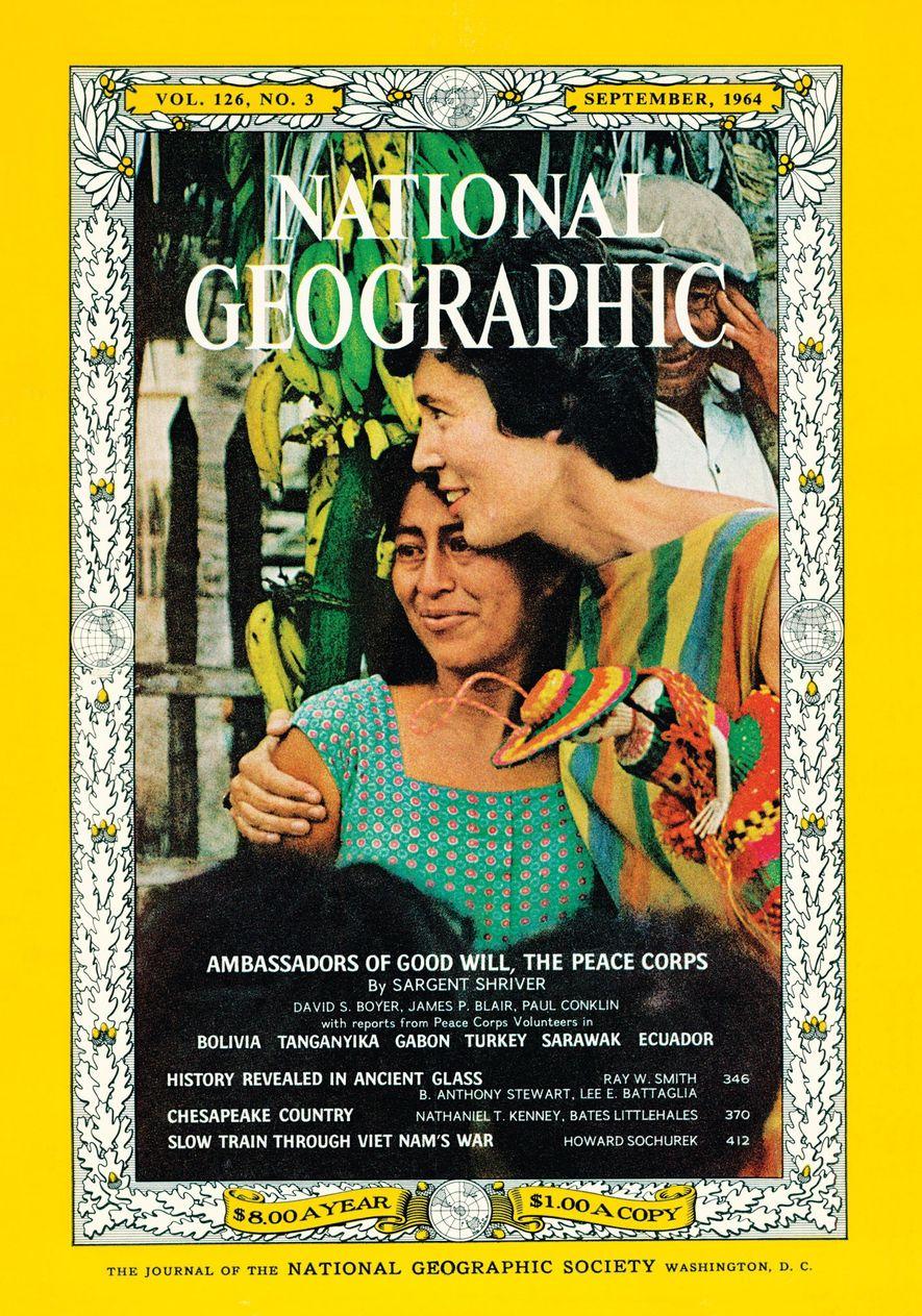 La evolución de la representación de las mujeres en la revista National Geographic
