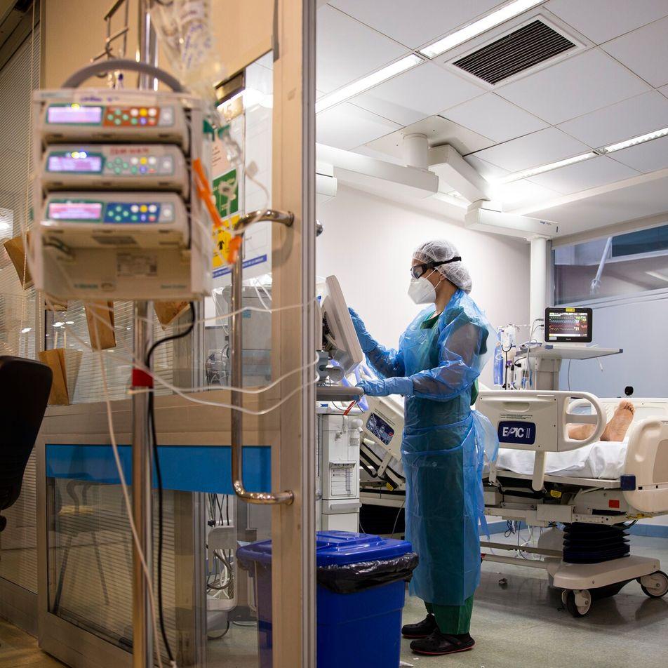 Así luchan los científicos españoles contra la trasmisión del coronavirus
