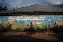 Mural en Ciudad de la Alegría