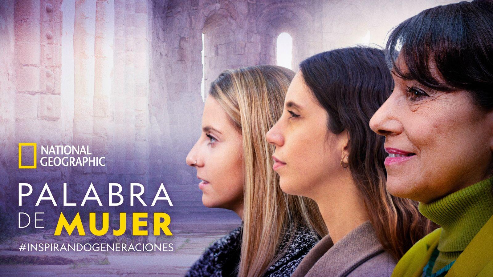 National Geographic quiere dar voz estas mujeres como ejemplo de muchas otras que las precedieron, buscando ...