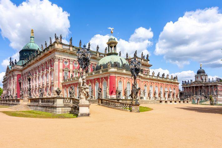 Nuevo Palacio de Potsdam