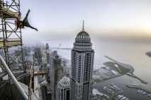 Parkour en Dubai