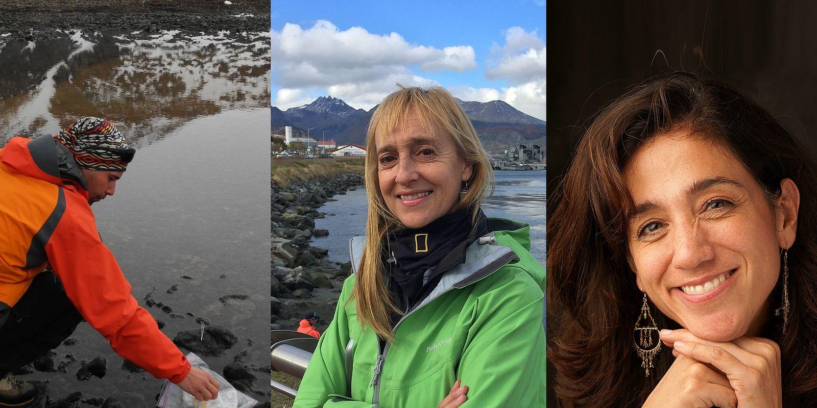 Cristina Mittermeier, Dolores Elkin y David Velázquez participarán, de la mano de National Geographic, en el ...