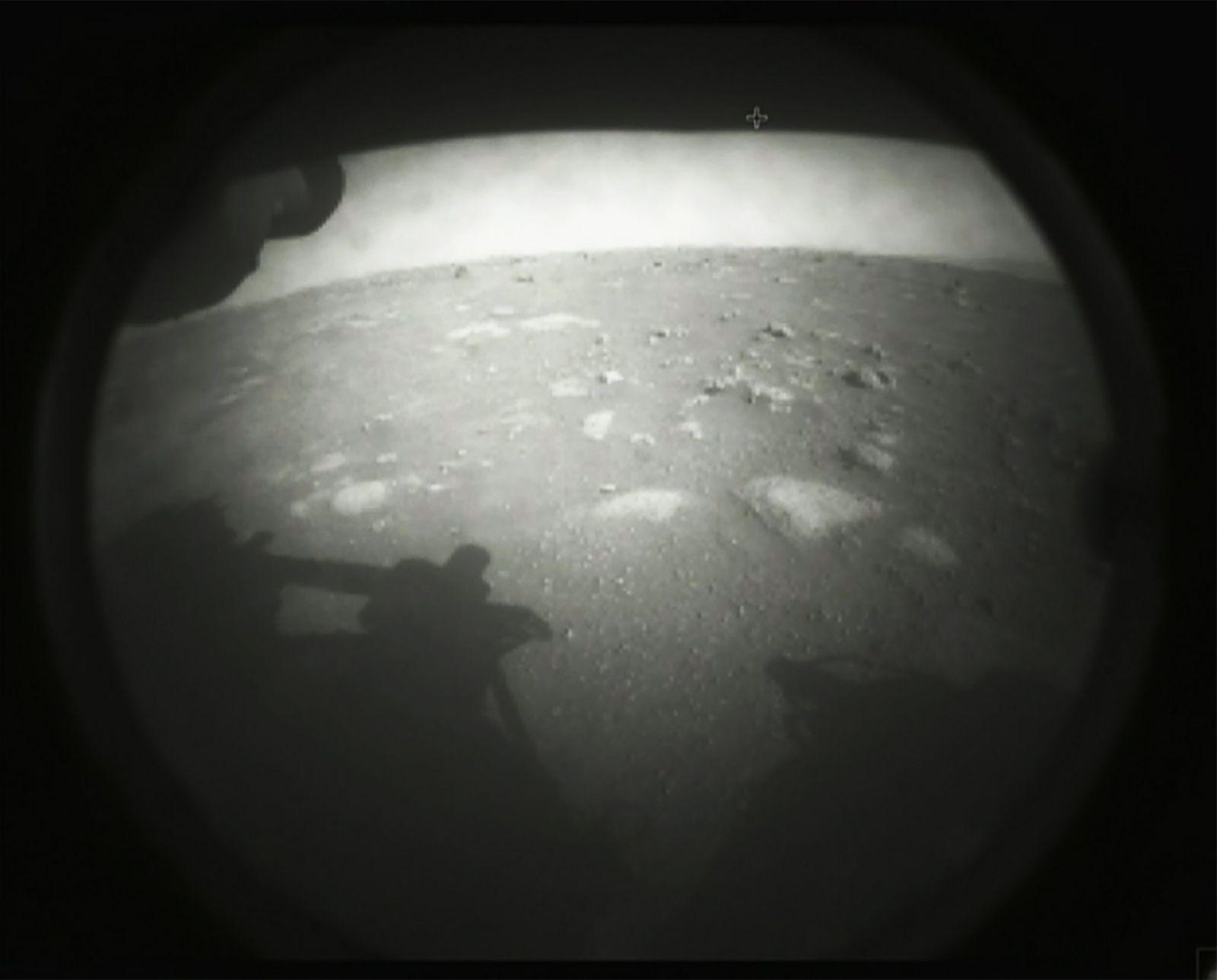 El róver Perseverance de la NASA logra aterrizar en Marte